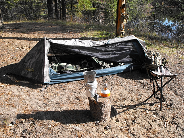 I thought it would make a nice lightweight shelter but it barely has enough room for me and my pack. Because of its small size it has a bad condensation ... & Bivouacs   Bushcraft USA Forums